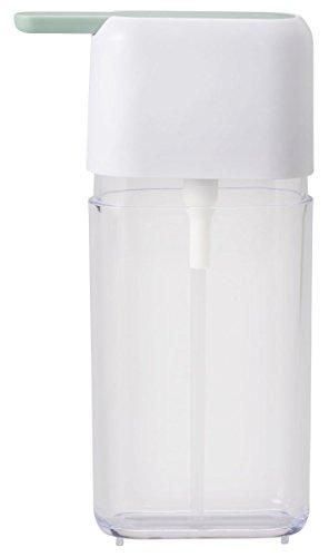 RIG TIG by Stelton z00070–1de Sink Caddy–Dispensador de jabón, plástico, Verde, 0.1X...