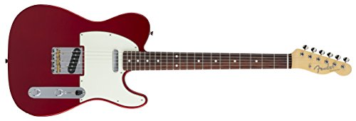 Fender エレキギター MIJ Hybrid '60s Telecaster®, Rosewood, - Candy Apple Red