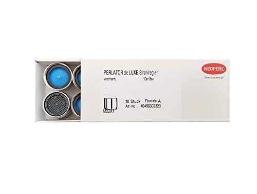 Preisvergleich Produktbild 10 x Perlator DL M22x1 Strahlregler
