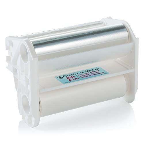 Xyron Permanent Adhesive Refill for Create-a-Sticker XRN500, 5' x 20', Refill Cartridge (AT1505-20/ AT1505-18)