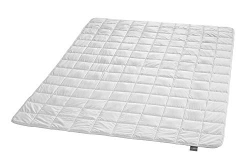 Traumnacht Entspannungsdecke 135 x 200 cm, 4 kg Gewichtsdecke zur Beruhigung und zum Abbau von Stress, empfohlen für Erwachsene