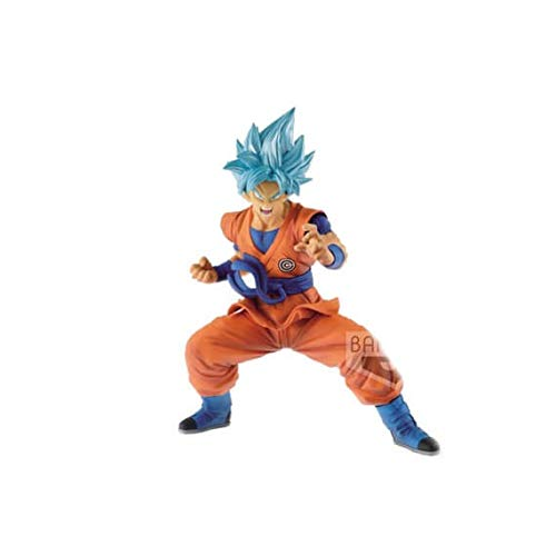 Ban Presto-Son Goku Figura 23 Cm Super Dragon Ball Heroes Transcendence Art Vol. 1, Multicolor (BIDDB822768)