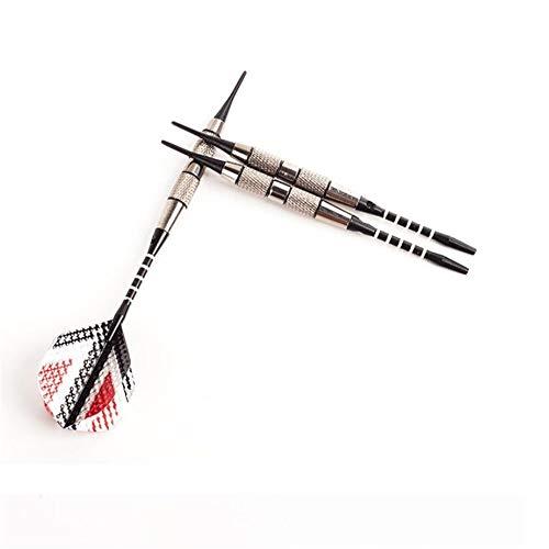Best Prices! Soft Darts Set 3 Pcs of Plastic Shaft for Indoor Aiming Games Professional Soft Tip Saf...