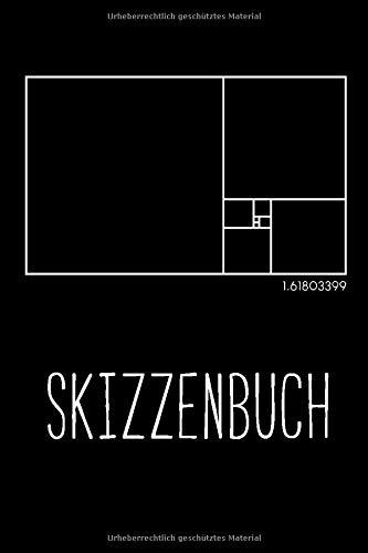 Skizzenbuch: A5 Blanko Skizzenheft Architektur Student Architekt Skizzenblock Sketchbook Gestaltung Entwurf Architektin Architekturstudent Bachelor Master