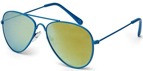 Kiddus Gafas de Sol para niña, chica, adolescente. UV400 Protección 100% contra rayos ultravioleta. A partir de 6 años. Con estilo. Diseño a la moda. FABULOUS (205)