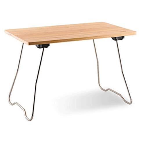 LZL Klappbarer Camping Tisch Faltendes tragbares Picknick-Camping-Tisch mit Aluminiumbeinen einstellbar Höhen-Roll-Up-Tisch-Top-Mesh-Schicht für Camping/Bankett Klapptisch (Color : A)