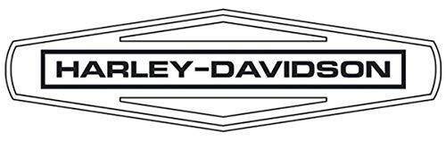 Adesivi riflettenti per casco Harley Davidson