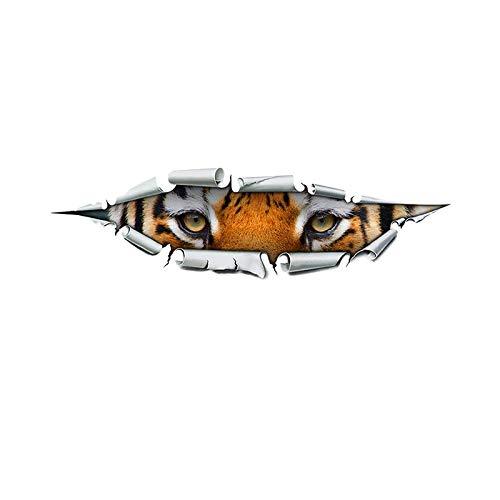 HNCY Pegatinas de Coche tridimensionales 3D para Bloquear arañazos Pegatinas de Coche de Guirnalda Pegatinas de Cuerpo Personalizadas Pegatinas de Coche Pegatinas traseras