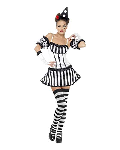 Horror-Shop Harlequin Costume Diva L