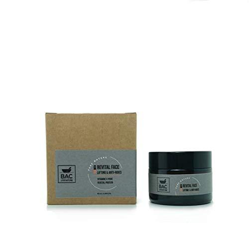 BAC - GEOMEN - REVITAL FACE CREAM GEO.MEN ANTIAGING Vitamin C -Pure vegetal protein 50 ml.
