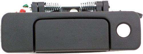 Dorman 83210 Liftgate Latch Handle for Select Jeep Models, Black