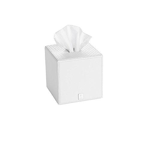 Joop! Kosmetiktuchbox quadratisch weiß