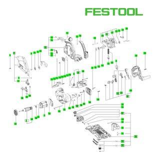 Festool Einlage SYS - DF 500 Q 466495