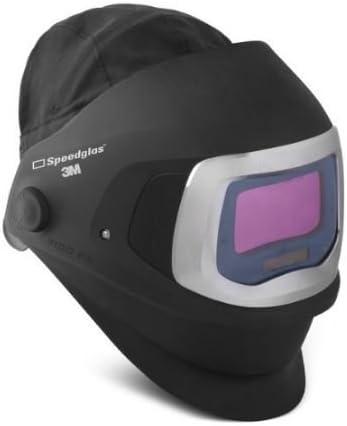 3M Speedglas 9100 FX Welding Helmet 06 0600 30SW with SideWindows and ADF 9100XX Shade 5 8 13 product image