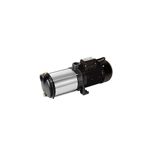 Ribimex PRMCA5/T Pompe de surface, 5 Turbine, Triphase, Noir/Vert, 20 x 16 x 45 cm