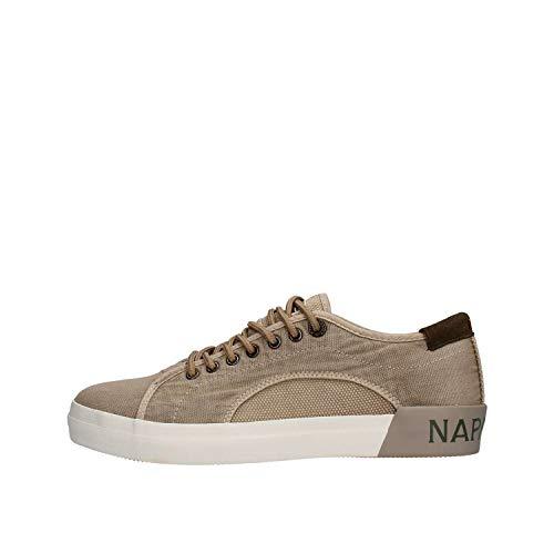 Napapijri Heren Schoenen Lage Sneakers N0YJT0NB4 9SOLLIE01 / CAN Beige