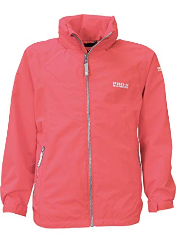 PRO-X elements Kinder Jacke Lina, Teaberry, 104, 9451
