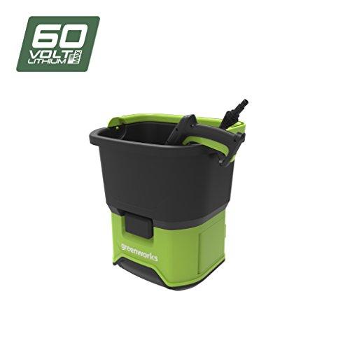 Greenworks 60V DC accu-hogedrukreiniger (zonder accu en oplader) - 5104507