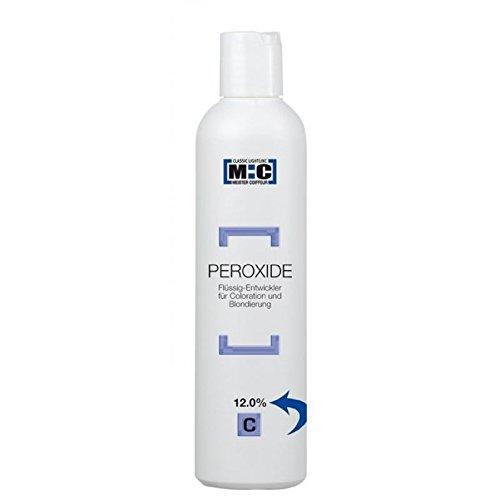 M:C Peroxid 12% 250 ml Flüssig-Entwickler
