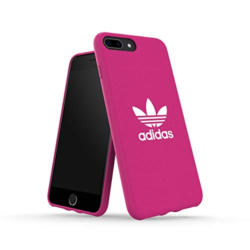 adidas Originals Funda iPhone 6+/6s+/7+/8+ Molded Fabric - Shock Pink