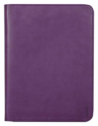 Rhodia 168121C Rhodiarama - Carpeta grande (25,5 x 34 cm), color morado
