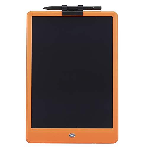 Veloraa Tableta de Escritura, Tablero de Dibujo Tablero de Doodle Tableta de rawing para la Oficina de la Escuela en casa para Regalos(Orange)