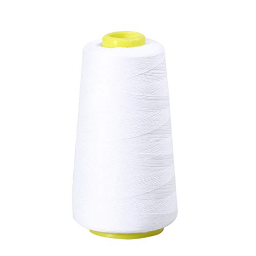 Healifty - Hilo de coser de poliéster para máquina de coser y...