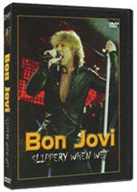 Music DVD - Bon Jovi Slippery When Wet (Region code : all) (Korea Edition)