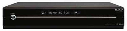 Humax iCord HD DVB-S/ HDTV Receiver und Festplattenrekorder 160GB schwarz