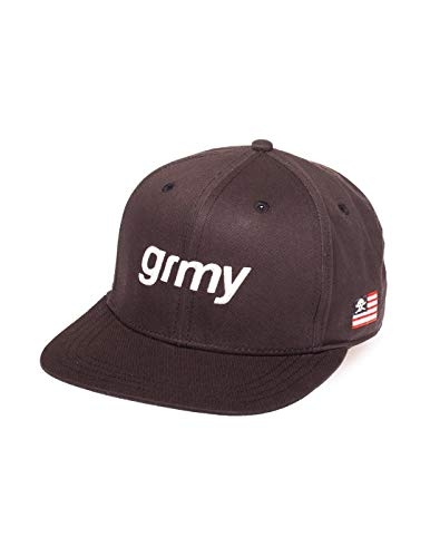 GRIMEY Gorra The Lucy Pearl Snapback FW17 Black