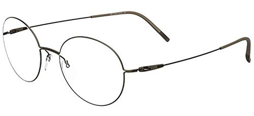 Schwarzkopf Brillen Silhouette DINAMYCS COLORWAVE FULLRIM 5509 Brown/Brown Shaded 49/19/0 Unisex
