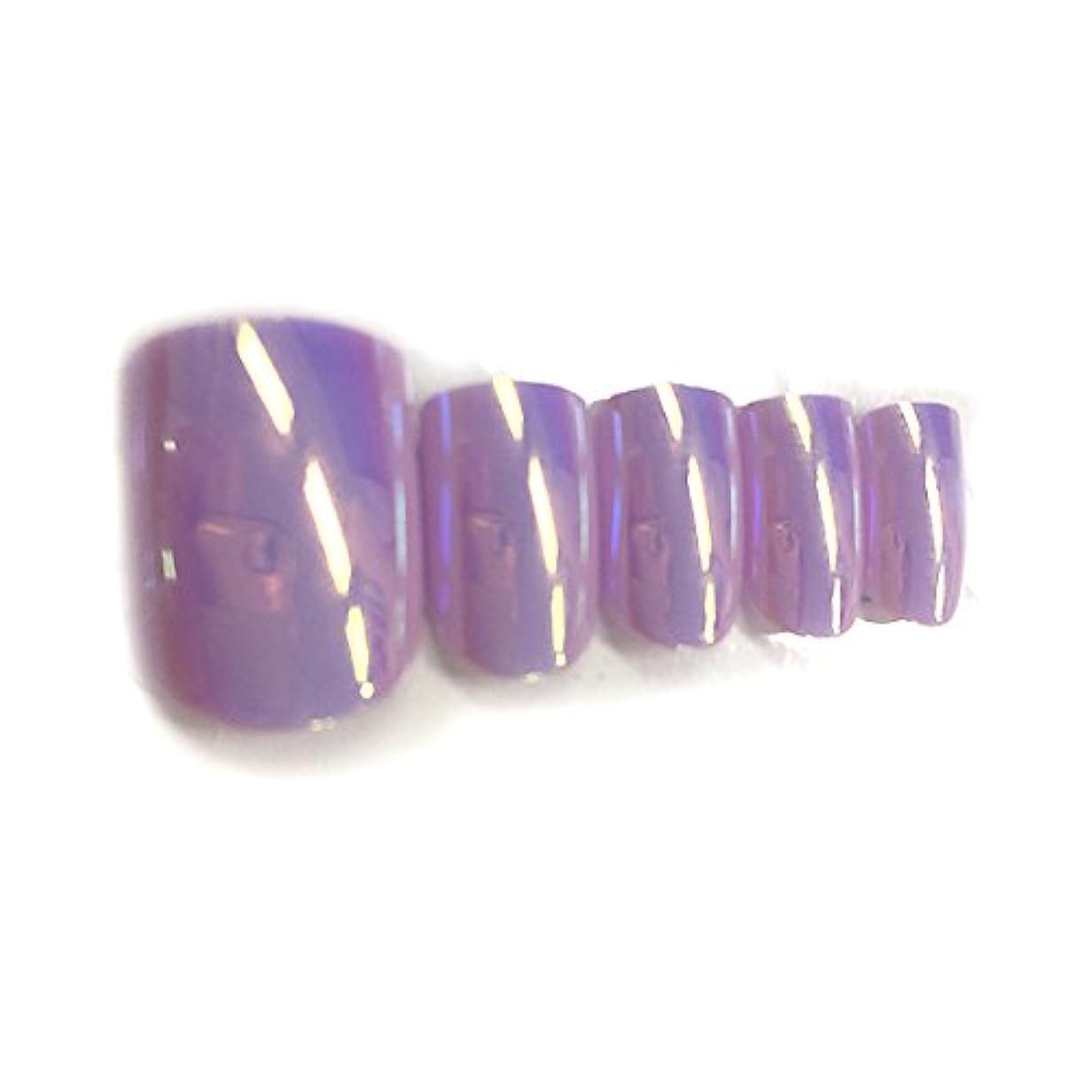 債権者意外ピラミッド< OMD > Feel soft Nail tip No.6 パステルパープル (84枚入り) [ ペディキュアチップ ペディチップ ペディキュアネイルチップ ミラーチップ 足用ネイルチップ フットネイルチップ 親指 足 ネイルチップ ネイルシール ペディキュア チップ シール つけ爪 付け爪 ]