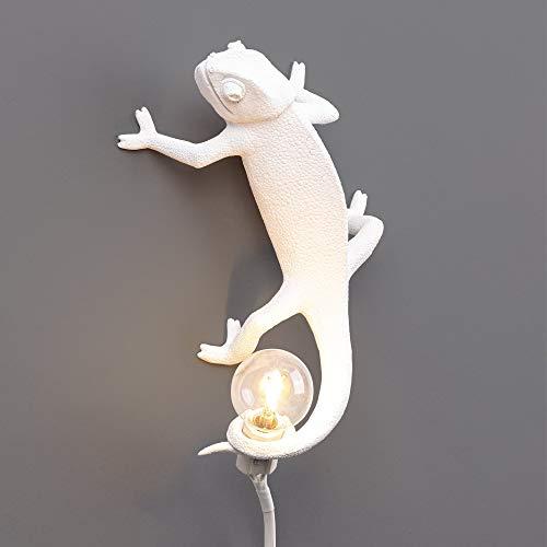 SELETTI 'Chameleon Lamp Lampada Camaleonte, VA su
