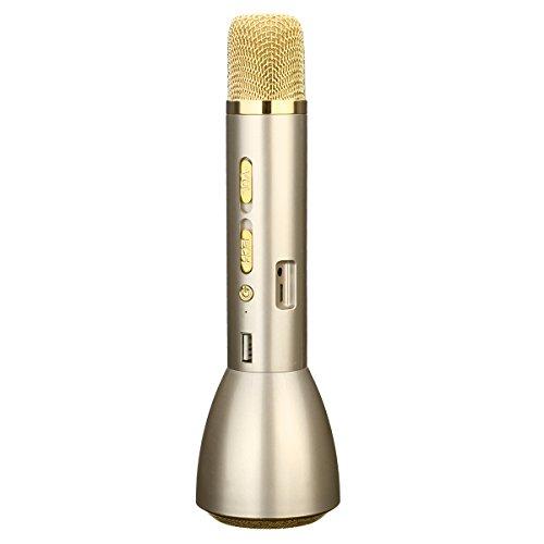 ELEGIANT draadloze microfoon set handmicrofoon set headset studio radio opname condensator microfoon Podcast Studio opname Wireless KTV geluidsbron opname mobiele Bluetooth luidspreker musical Oper school feest etc.