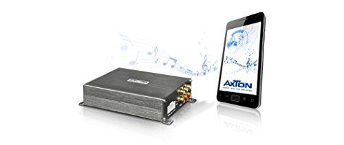 AXTON A530DSP 4-Kanal DSP-Verstärker mit iOS und Android Steuerung
