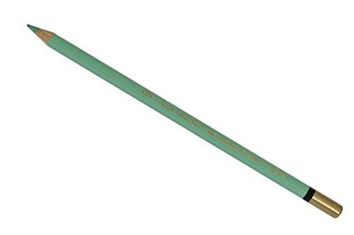 Koh-I-Noor Mondeluz Aquarelle Watercolor Pencil, Pea Green, Pack of 12 (3720/24)