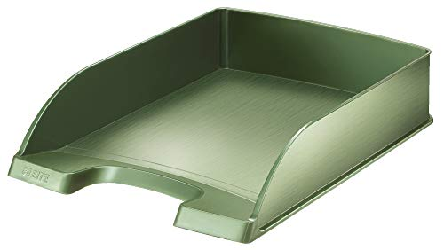 Leitz Vaschetta portacorrispondenza, Formato A4, Verde celadon, Gamma Style, 52540053