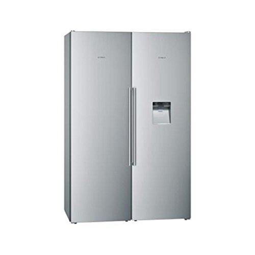 Siemens KA99DPI25 Side-by-Side/A+ / 187,00 cm Höhe / 403 kWh/Jahr/l Kühlteil / 210l Gefrierteil/No Frost