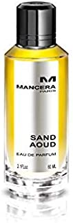 100% Authentic MANCERA Sand AOUD Eau de Perfume 60ml Made in France + 2 Mancera Samples + 30ml Skincare?/ + 2個のManceraサンプル+ 30ミリリットルのスキンケアフランス製100%本物MANCERA砂AOUDオード香水60ミリリットル