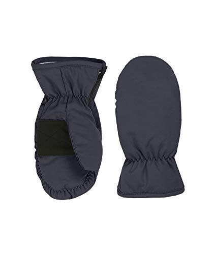 Döll Unisex Baby Fausthandschuhe Fäustlinge, Blau (Navy Blazer|Blue 3105), S (Herstellergröße: 0, 5)