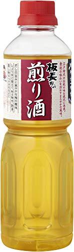 神州一味噌 板長好み煎り酒 500ml ×2本