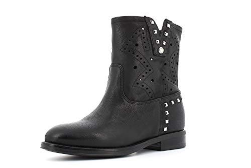 NERO GIARDINI scarpe donna stivaletti E010300D/100 taglia 39 Nero