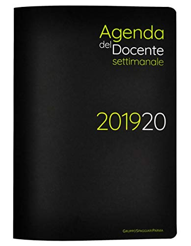 Agenda del Docente settimanale, a.s. 2019/2020: facilita l'attività quotidiana!
