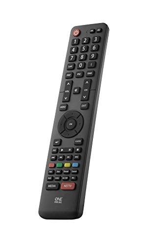 One For All Hisense TV Fernbedienung - Funktioniert mit ALLEN Hisense TV / Smart TV - die ideale TV-Ersatzfernbedienung - URC1916