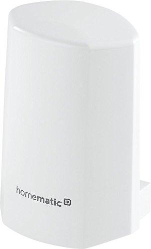 Homematic IP Temperatur- und Luftfeuchtigkeitssensor – außen, weiß, 150573A0