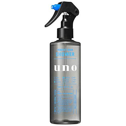 UNO Perfect Hair Shower - 250ml (Green Tea Set)