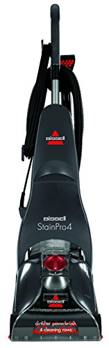 BISSELL Stain Pro 10  |  Carpet Cleaner With HeatWave Technology and 10 Rows Of Rotating Brushes |...