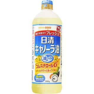 くらしモア日清オイリオ キャノーラ油1000g