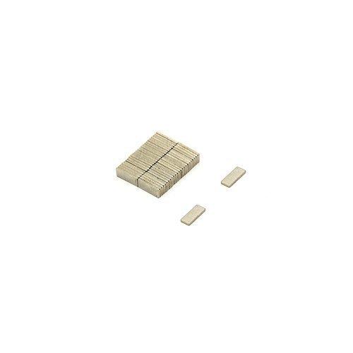 Magnet Expert N42 - Imanes circulares para manualidades (neodimio resistente, 2 x 0,5mm, 0,1kg, 50 unidades)