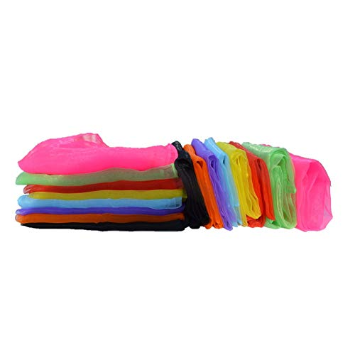 Dance Scarves 16pcs for Juggling...
